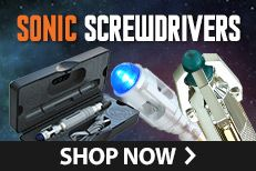 Doctor Who Sonic Screwdrivers, Shop Now