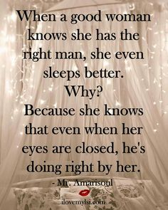 This is so true I never have to worry every again as iv found My soul soulmate my Mr perfect n soon to be my husband x