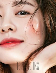 Jung So Min makes you envy her perfect complexion in 'Elle' Jung So Min, Young Actresses, Korean Actresses, Asian Actors, Korean Beauty, Asian Beauty, Photo Makeup, Korean Celebrities, Makeup Forever