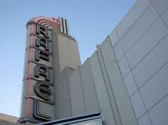 Rafael movie theater - San Rafael