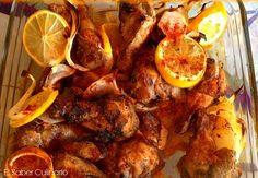 Tandoori masala chicken (Indian cuisine) – Famous Last Words Sicilian Recipes, Greek Recipes, Indian Food Recipes, Ethnic Recipes, Chicken Masala, Tandoori Chicken, Tandoori Recipes, Tandoori Masala, Oriental Food