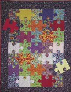 puzzle with FREE pattern