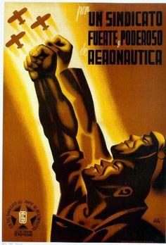 20x28 1930s Spanish Civil War Poster Diario De La Revolucion