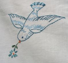 Hand embroidery   Vintage pattern I think #DawnStitches Teaching at VisArts First Fridays in #RVA