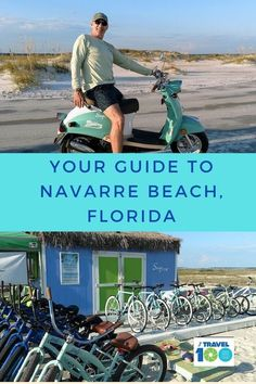 It's been called the most relaxing beach in Florida. But there's also tons to do, from scooter rides through wild dunes to kayaking and visiting a turtle conservation center. Plus we found the best fried catfish ever! #navarrebeach #navarrebeachflorida #ustravel #florida #bestbeaches