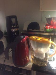 Wasser filtern und kochen