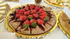 Anche una torta veg può essere deliziosa. ..con la frutta di stagione e una frolla di farina integrale bio.