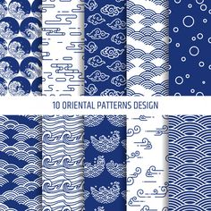 Discover thousands of images available to Premium Vector .AI and . Japanese Textiles, Japanese Patterns, Japanese Art, Japanese Fabric, Surface Pattern, Pattern Art, Pattern Design, Motif Oriental, Oriental Pattern