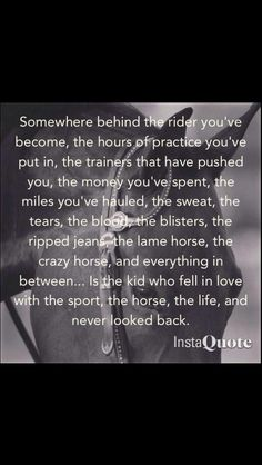 i wouldn't trade the horse life for anything in the world...❤️
