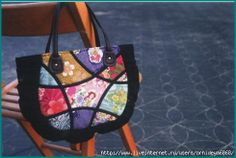 Patchwork Bags, Quilted Bag, Denim Patchwork, Purse Wallet, Pouch, Celtic Quilt, Diy Bags Patterns, Fabric Bags, Handmade Bags