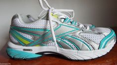 Reebok Pheehan running womens shoes size 8.5 Excellent cond! #Reebok #RunningCrossTraining