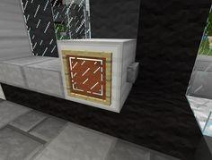 Minecraft Furniture - Kitchen microwave