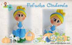 Gotas y gotas: Fofuchas Princesas Disney