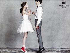 """We Got Married"" Yoon Han and Lee So Yeon Reveal Beautiful Wedding Photos Wedding Goals, Wedding Pics, Wedding Shoot, Chic Wedding, Wedding Couples, Wedding Dresses, Crazy Wedding, Yoon Han, All Star"