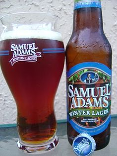 Last night you might have found me drinking Samuel Adams Winter Lager brewed by the Boston Beer Company in Boston or a few other cities. I Like Beer, More Beer, Wine And Beer, Brewing Co, Home Brewing, Samuel Adams Boston Lager, Malta, Farmhouse Ale, Beer Bucket