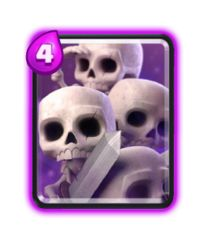 Skeleton army.png ~Clash Royale Wiki …