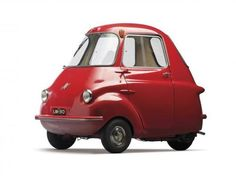 Tiny cars from the 50s, 60s and 70s