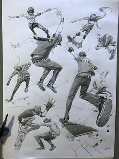 ArtStation - Drawings and sketches, Mauro Belfiore Drawing Reference Poses, Drawing Poses, Drawing Sketches, Art Reference, Art Drawings, Contour Drawings, Drawing Tips, Frise Chrono, Perspective Art