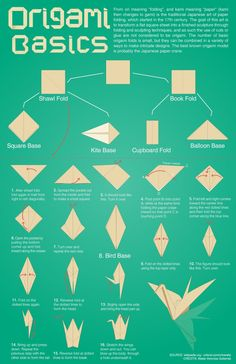 Origami Chart