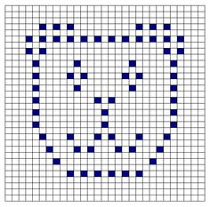 Crochet Bobble Stitch Pattern Bear