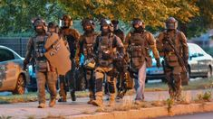 Special Forces, Police, Law Enforcement
