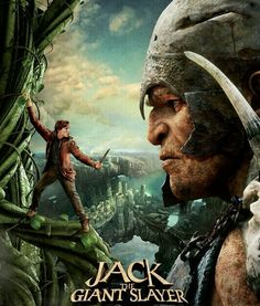 """MOVIE - Jack the Giant Slayer """"2013"""" (Genre: Adventure/Fantasy) Starring: Nicholas Hoult as Jack, Eleanor Tomlinson as Isabelle, Ewan McGregor as Elmont, Stanley Tucci as Rodrick, Eddie Marsen as Crawe, Ewen Bremner as Wicke, Ian McShane King Brahnwell, Christopher Fairbank as Uncle & Simon Lowe as Monk. Plot: The ancient war between humans and race of giants is reignited when Jack, a young farmhand fighting for a kingdom and the love of a princess, opens a gateway between the two worlds."""