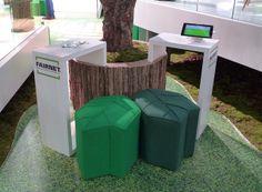 Living displays @Euroshop 2014