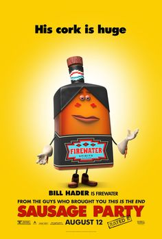 Return to the main poster page for Sausage Party (#13 of 15)