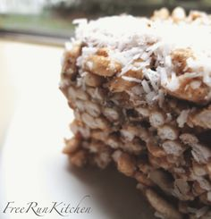 Rice Crispy Treats GF, DF