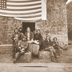 The Grateful Dead and The New Riders of the Purple Sage