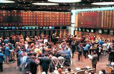 La Bolsa de valores. Times Square, Basketball Court, Travel, Php, Html, Ideas, Earn Money Online, Risk Management, Viajes