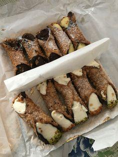 #Cannoli di #Sicilia #Sicily #food