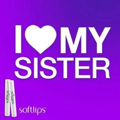 Sunday, August 5th is Sister's Day, but really it's every day! Thanks to all of our sensational siblings...and the women in our lives who are like a sister to us. #sisters #rule