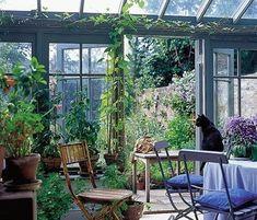La Maison Boheme: The Conservatory