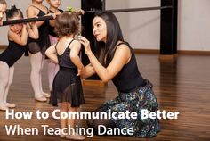 When you teach dance, it's easy to get stuck in a rut, using the same phrases over and over. When those words become habit or begin to lose meaning for students, it may be time to change it up. Check out our blog for a few best practices to help revitalize your communication with students: https://web.tututix.com/how-to-communicate-better-while-teaching-dance…