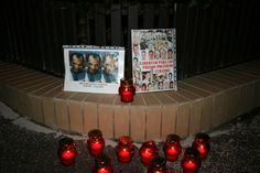 Zapálením sviečky sme si uctili pamiatku Orlanda Z. On The Issues, Cuba, Activities, Life