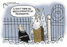 Breitbart minister of propaganda