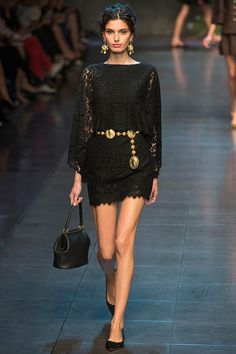 Dolce gabbana spring/summer collection 2014
