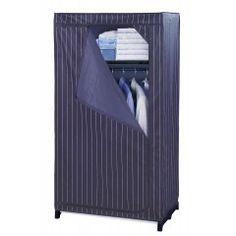 WENKO Kleiderschrank Comfort mit Ablage