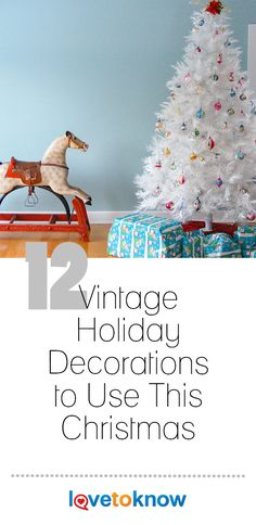 If you love the charm of vintage holiday decorations, you're in luck. These festive classics are perfect for adding a beautiful nostalgic touch to your celebrations this year. Find out where to find them and how to make them work in today's home. Christmas Trends, Christmas Holidays, Christmas Cards, Christmas History, Christmas Music, Christmas Recipes, Holiday Parties, Christmas Entertaining, Holiday Decorations
