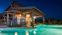 The Reserve at Lake Travis--luxury rental cabins