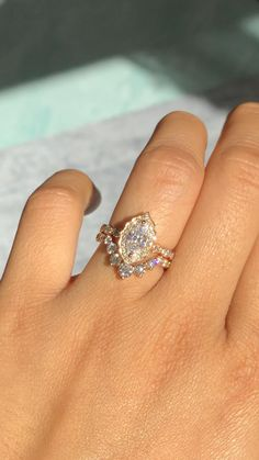 Beautiful Engagement Rings, Engagement Ring Cuts, Rose Gold Engagement Ring, Unique Vintage Engagement Rings, Intricate Engagement Ring, Diamond Shaped Engagement Ring, Non Diamond Engagement Rings, Tiffany Engagement, Tiffany Wedding