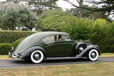 1938 Lincoln K V-12 Judkins touring coupe...most assuredly one of very few custom made...