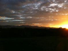 Amrum- Sonnenaufgang