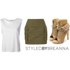 """""""Untitled #1364"""" by breannamules on Polyvore"""