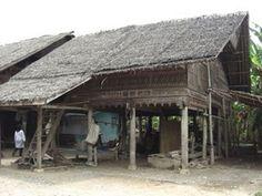 "Archi_Nusantara: ""Rumoh Aceh"", An Indonesian Vernacular Architecture Vernacular Architecture, Architecture Old, Indonesian House, Traditional House, Indie, House Styles, Modern, Cage, Culture"
