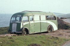 1947 Bedford OB / Plaxton