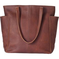 Women's Lifetime Leather Travel Tote Bag is made of beautiful, cowhide leather. This bag gets better with age, softening and ripening to a rich color.
