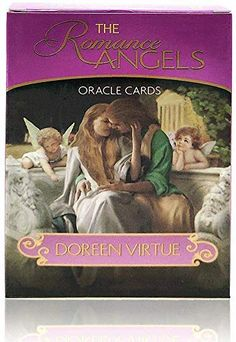 Unique Playing Cards, Doreen Virtue, Oracle Cards, Tarot Decks, Tarot Cards, The Past, Card Making, Romance, Angel