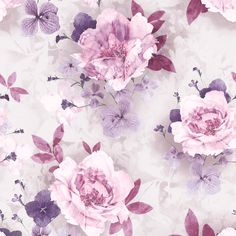 Floral Wallpaper Lol